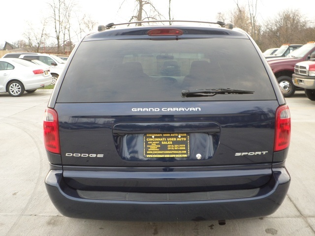2003 dodge grand caravan sport for sale in cincinnati oh. Black Bedroom Furniture Sets. Home Design Ideas