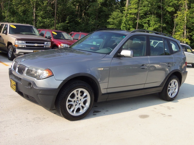 2004 bmw x3 for sale in cincinnati oh stock 11276. Black Bedroom Furniture Sets. Home Design Ideas