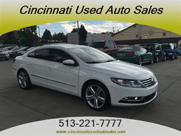 2013 Volkswagen CC Sport Plus PZEV - Photo 1 - Cincinnati, OH 45255