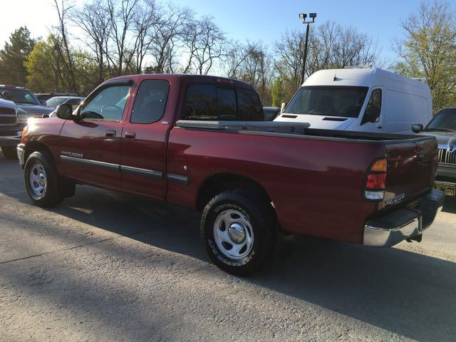 2001 toyota tundra sr5 for sale in cincinnati oh stock tr10292. Black Bedroom Furniture Sets. Home Design Ideas