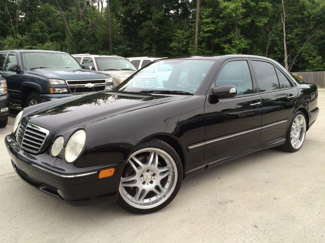 2000 mercedes benz e55 amg for Mercedes benz e55 amg