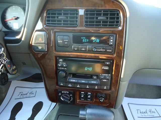 2000 Infiniti Qx4 For Sale In Cincinnati Oh Stock 11033