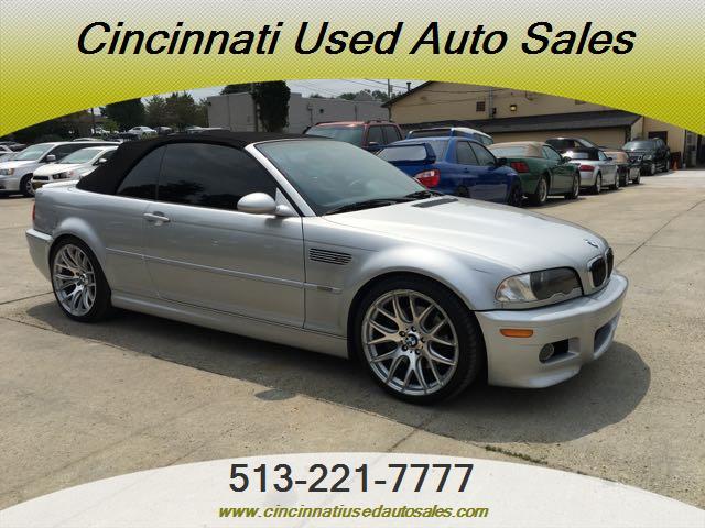 2002 BMW M3 - Photo 1 - Cincinnati, OH 45255