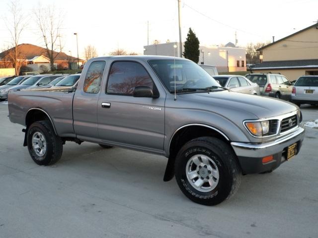 1996 Toyota Tacoma For Sale In Cincinnati Oh Stock 11450