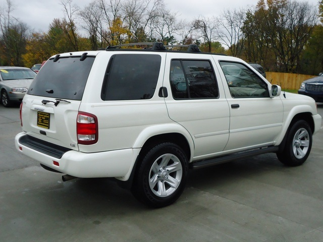 2003 nissan pathfinder le for sale in cincinnati oh. Black Bedroom Furniture Sets. Home Design Ideas