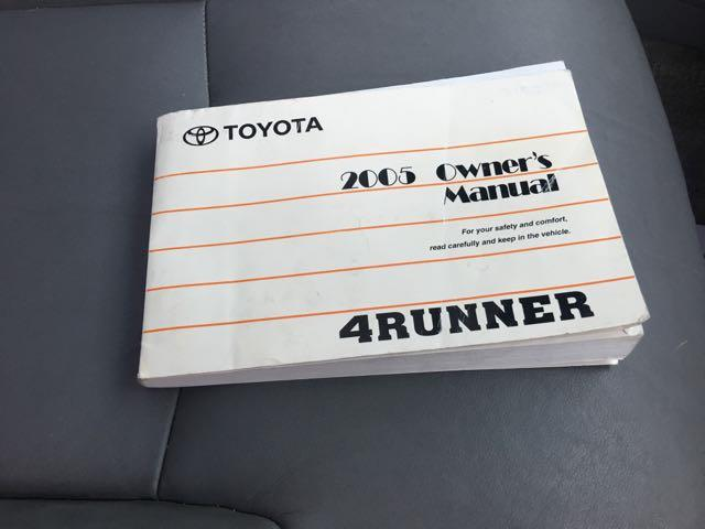 2005 Toyota 4Runner Limited - Photo 21 - Cincinnati, OH 45255