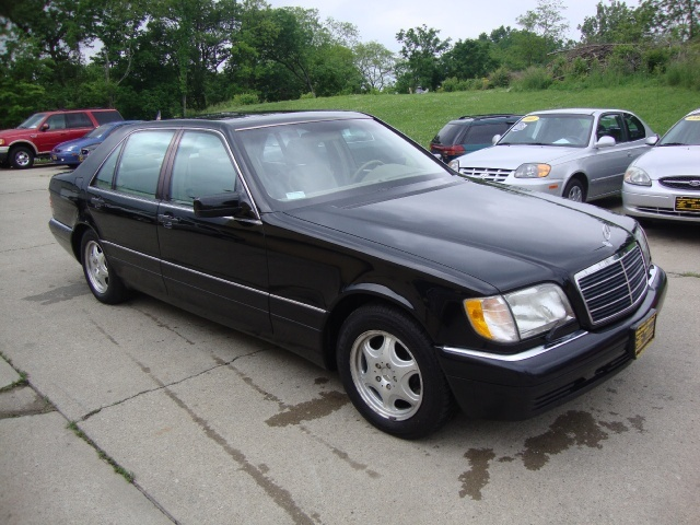 1997 mercedes benz s420 for sale in cincinnati oh stock