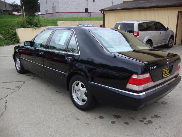 1997 mercedes benz s420 for sale in cincinnati oh stock for Mercedes benz s420