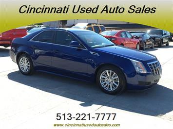 2012 Cadillac CTS 3.0L Sedan