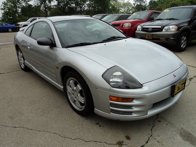 2000 mitsubishi eclipse gt for sale in cincinnati oh stock 10641. Black Bedroom Furniture Sets. Home Design Ideas