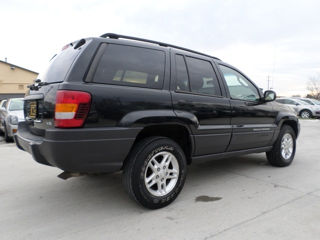 2004 jeep grand cherokee special edition for sale in cincinnati oh stock 11460. Black Bedroom Furniture Sets. Home Design Ideas