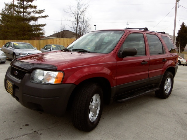 2004 ford escape xls for sale in cincinnati oh stock. Black Bedroom Furniture Sets. Home Design Ideas