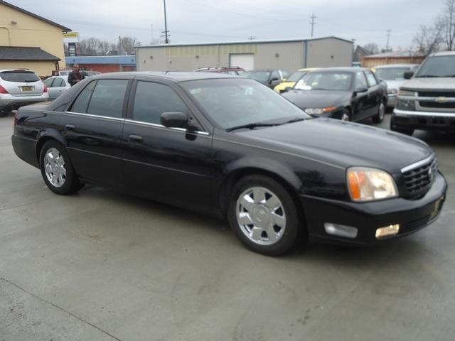 2002 Cadillac Deville Deville Dts For Sale In Cincinnati
