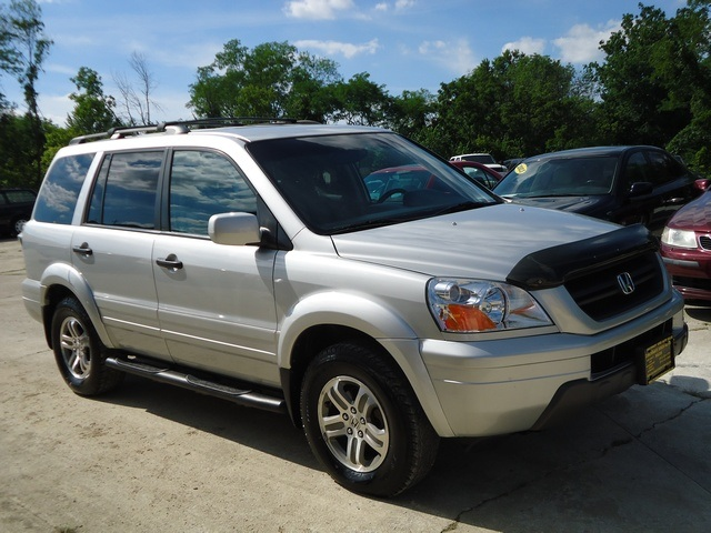 2004 honda pilot ex for sale in cincinnati oh stock