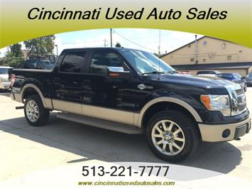 2010 Ford F-150 King Ranch Truck