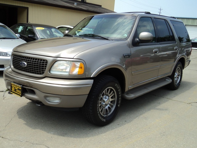 2002 ford expedition eddie bauer for sale in cincinnati oh stock 10640. Black Bedroom Furniture Sets. Home Design Ideas