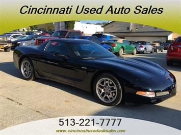 2004 Chevrolet Corvette Z06 - Photo 1 - Cincinnati, OH 45255