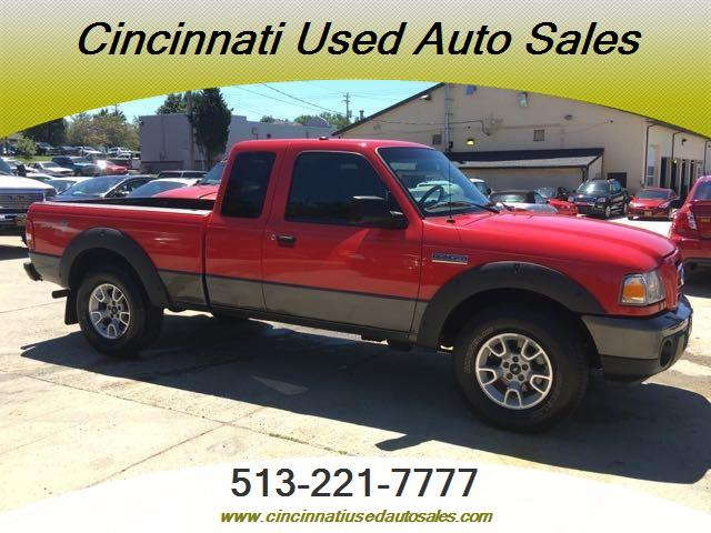 2008 Ford Ranger FX4 Off-Road - Photo 1 - Cincinnati, OH 45255