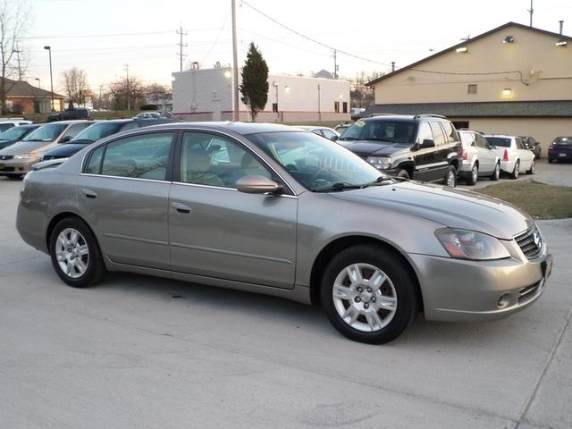 2005 Nissan Altima 2.5 S for sale in Cincinnati, OH ...