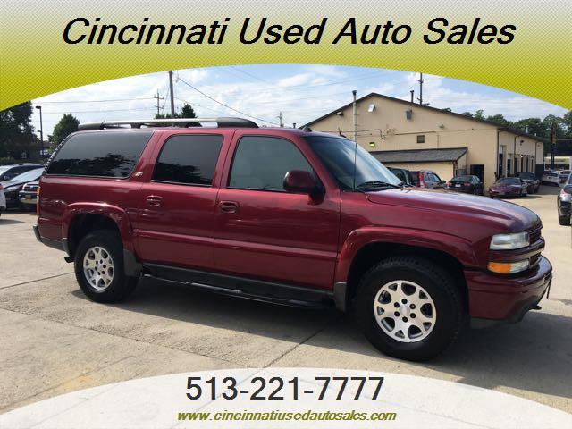 2004 Chevrolet Suburban 1500 LT Z71 - Photo 1 - Cincinnati, OH 45255