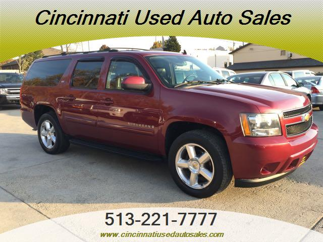 2007 Chevrolet Suburban LT 1500 4dr SUV - Photo 1 - Cincinnati, OH 45255