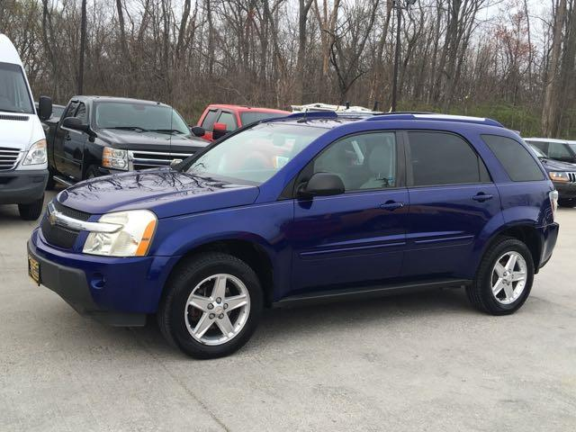 2005 chevrolet equinox lt for sale in cincinnati oh stock 12291. Black Bedroom Furniture Sets. Home Design Ideas