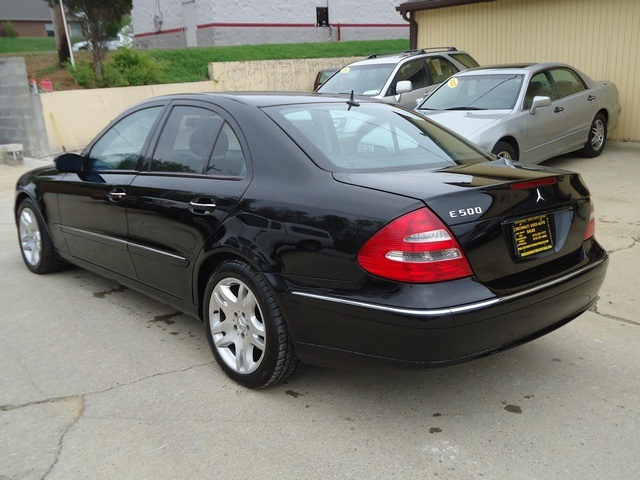 2003 mercedes benz e500 for sale in cincinnati oh stock. Black Bedroom Furniture Sets. Home Design Ideas