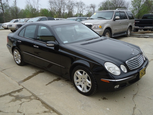 Image gallery 2003 mb e500 for Mercedes benz e500 2003