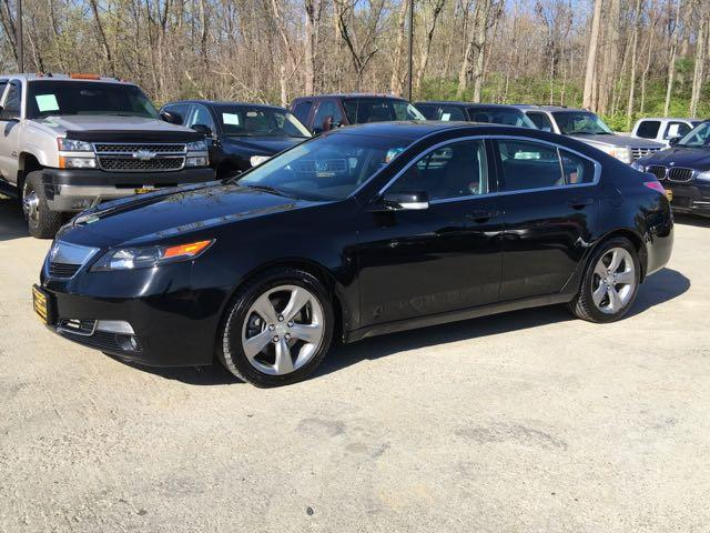 2012 Acura TL SH-AWD w/Tech - Photo 3 - Cincinnati, OH 45255