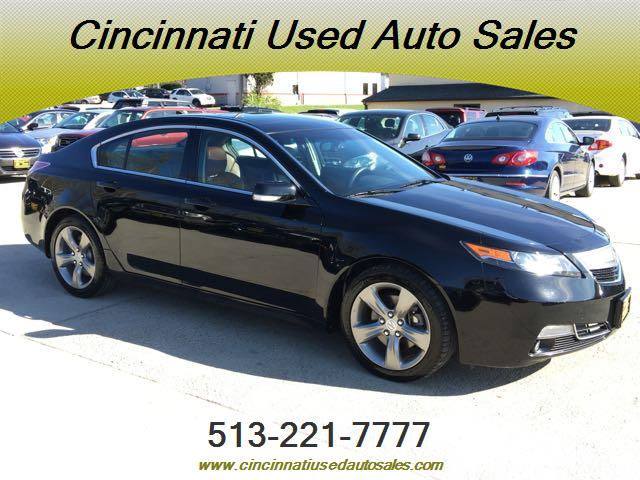 2012 acura tl sh awd w tech for sale in cincinnati oh stock 12781. Black Bedroom Furniture Sets. Home Design Ideas