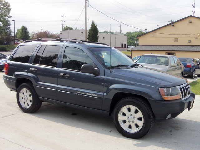 2001 jeep grand cherokee laredo for sale in cincinnati oh. Black Bedroom Furniture Sets. Home Design Ideas