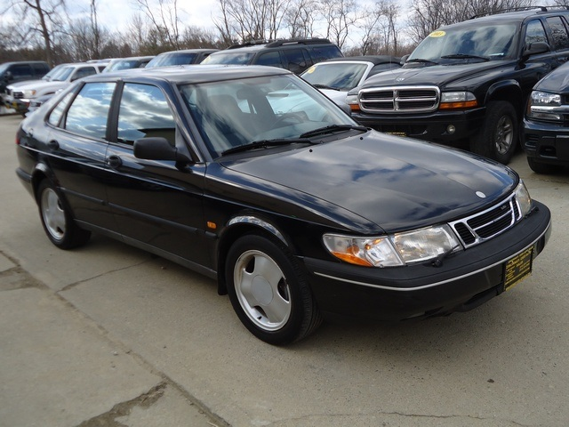 1996 saab 900 se turbo for sale in cincinnati oh stock. Black Bedroom Furniture Sets. Home Design Ideas