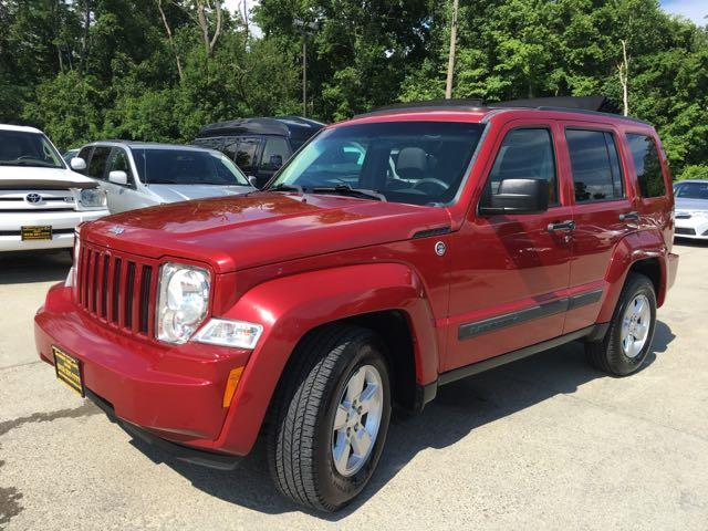 2010 Jeep Liberty Sport - Photo 10 - Cincinnati, OH 45255