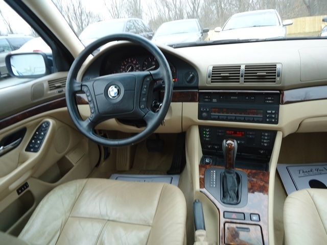 2000 bmw 540i for sale in cincinnati oh stock 11185. Black Bedroom Furniture Sets. Home Design Ideas