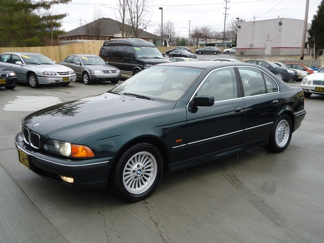 2000 BMW 540i for sale in Cincinnati OH  Stock  11185