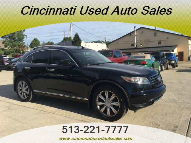 2006 Infiniti FX 35 - Photo 1 - Cincinnati, OH 45255