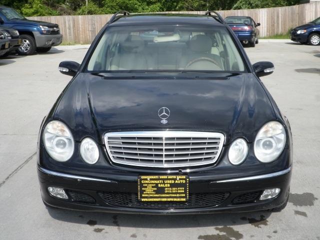 2004 mercedes benz e500 4matic for sale in cincinnati oh for Mercedes benz 2004 e500