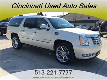 2009 Cadillac Escalade ESV - Photo 1 - Cincinnati, OH 45255