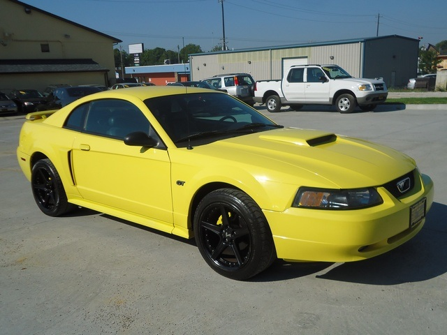 2001 ford mustang gt for sale in cincinnati oh stock. Black Bedroom Furniture Sets. Home Design Ideas