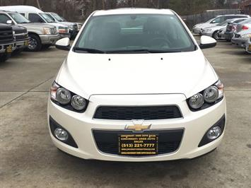 2014 Chevrolet Sonic LTZ Auto - Photo 2 - Cincinnati, OH 45255