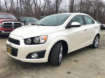 2014 Chevrolet Sonic LTZ Auto - Photo 11 - Cincinnati, OH 45255