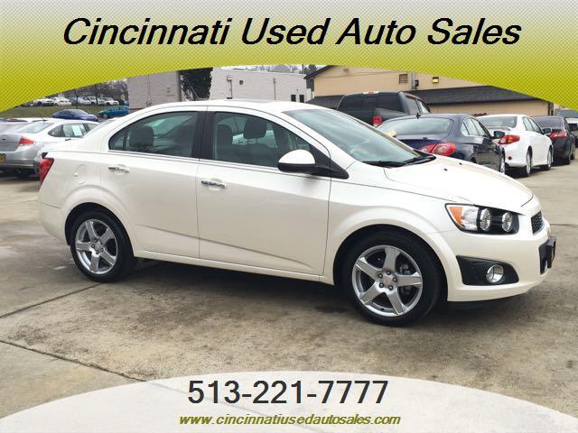 2014 Chevrolet Sonic LTZ Auto - Photo 1 - Cincinnati, OH 45255