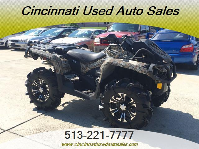 2014 Can-Am Outlander 1000 XT MR SST G2 - Photo 1 - Cincinnati, OH 45255
