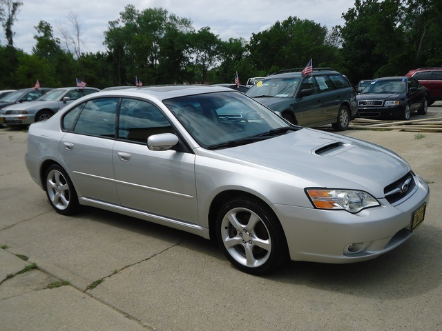 2006 subaru legacy 2 5 gt limited for sale in cincinnati oh stock 11009. Black Bedroom Furniture Sets. Home Design Ideas