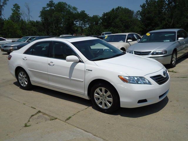 2007 toyota camry hybrid for sale in cincinnati oh. Black Bedroom Furniture Sets. Home Design Ideas