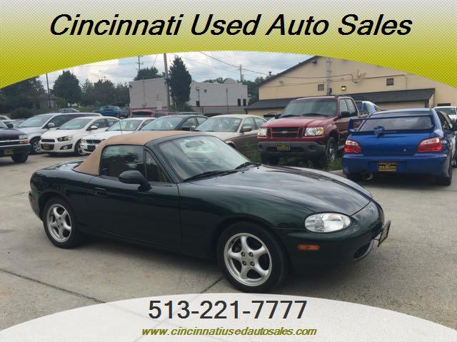 1999 Mazda MX-5 Miata - Photo 1 - Cincinnati, OH 45255
