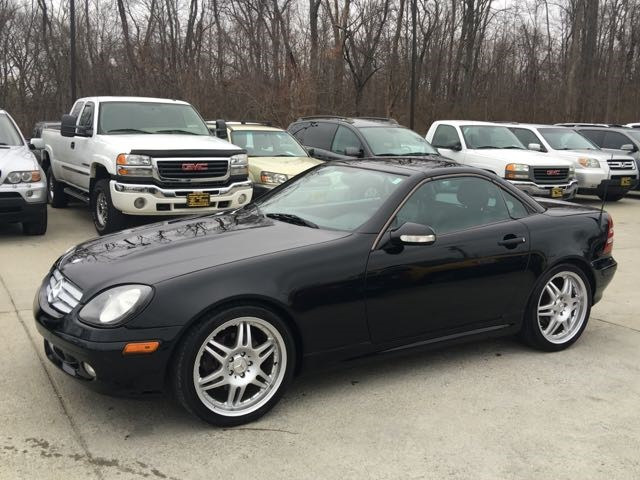 2001 mercedes benz slk slk320 for 2001 mercedes benz slk320