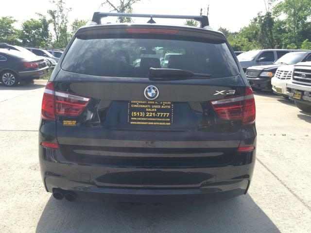 2013 BMW X3 xDrive35i - Photo 5 - Cincinnati, OH 45255