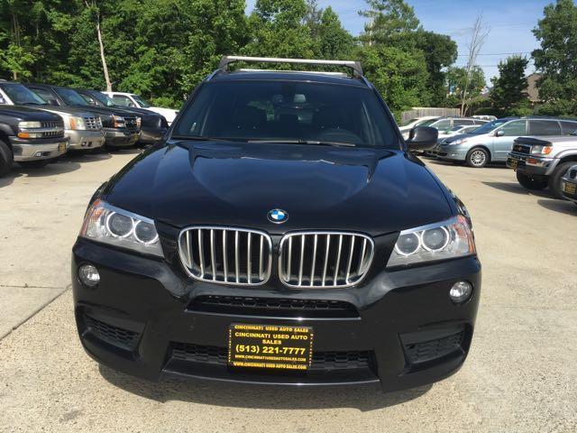 2013 BMW X3 xDrive35i - Photo 2 - Cincinnati, OH 45255