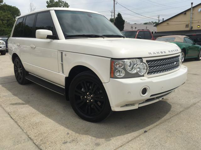 2009 Land Rover Range Rover Supercharged - Photo 11 - Cincinnati, OH 45255